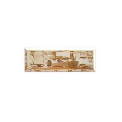 плитки ПЛИТКИ ЗЕРКАЛЬНЫЕ ЗОЛОТЫЕ 10x30cm гламур