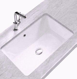 Umývadlo KERAZAN SLIM WASHBASINER 55X34 CM 0229