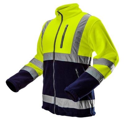 NEO 81-740 bluza robocza polarowa kurtka roz. M/50