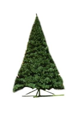 Vianočný stromček - Strom umelé borovica Obrie 5 m Výrobcu SK
