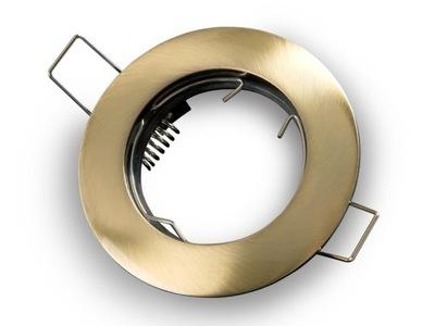 Галогенный прожектор LED круглая Подвижная литье патина