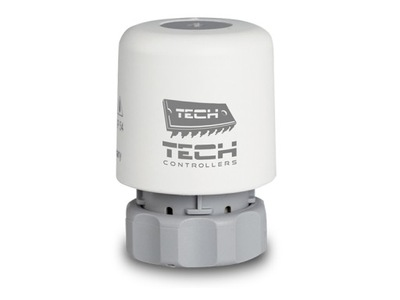 Podlahové vykurovanie - TECH NC pre pohony STT-230/2 M30x1.5
