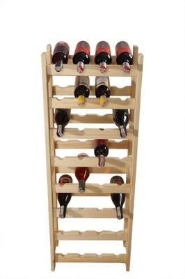 Стеллаж, Стенд вино 32 бутылки (4x8 ), от производителя