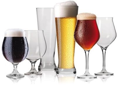 комплект комплект знатока пива  Brewery 6 штук .