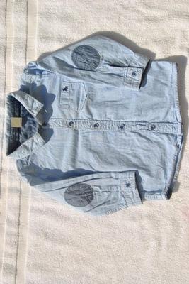 H&M koszula chłopięca 92 7564443336 oficjalne archiwum  N0XsF