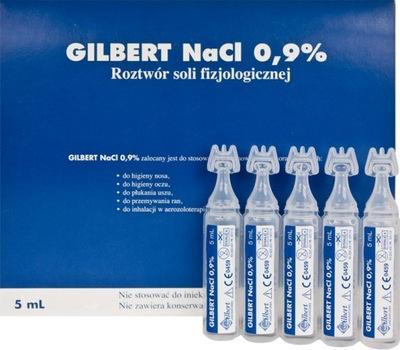 соль физиологическая NaCl 0,9 % для младенцев 5x5ml