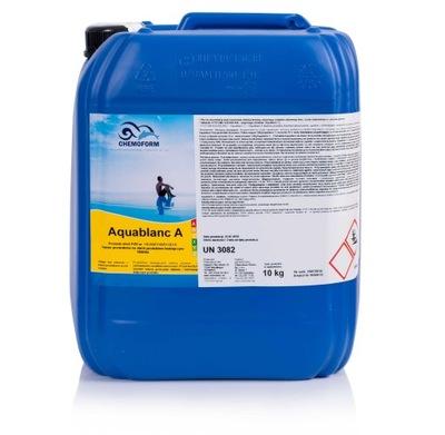 Aktívny Kyslík pre Bazény AQUABLANC A Chemoform 10 L
