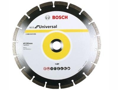 Bosch диск DIAMOND 230мм бетон Кирпич клинкера