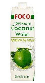 натуральная вода instagram 1л 100 % кокосовое