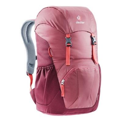 1619b71f1a6ab Plecak dziecięcy Deuter Junior cardinal-maron