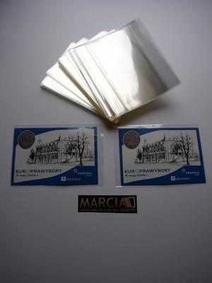 Кармашка защитные 250 г на открытки и т. д., 160 x 113