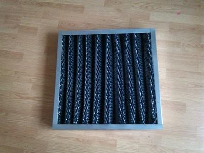 Filtračné kazety uhlia 275x275x50