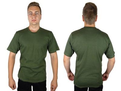 Oryginalna Koszulka pod MUNDUR wojskowa khaki L