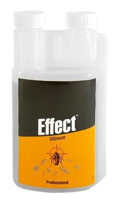 Jed z šváby, MUCHY, mravce Účinok ULTIMUM