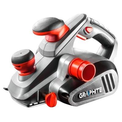 Graphite Струг электрический Рубанок 850W 59G678