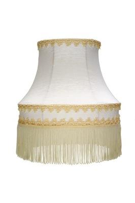 Tienidlo lampy Tieni Retro Súd Béžová/Béžová 34x54x43 cm