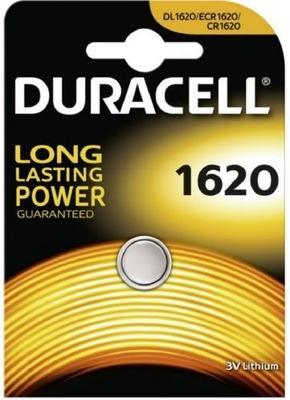 DL1620 DURACELL CR1620 Bateria Litowa 1620 FAKTURA