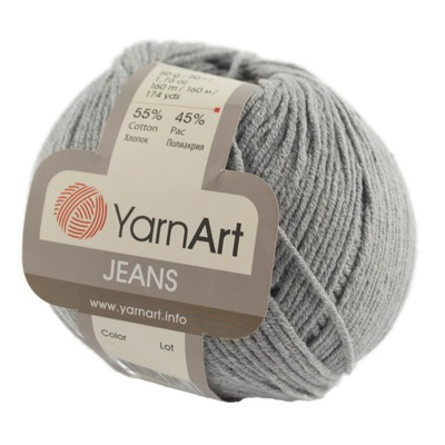 пряжа YarnArt джинсы 46