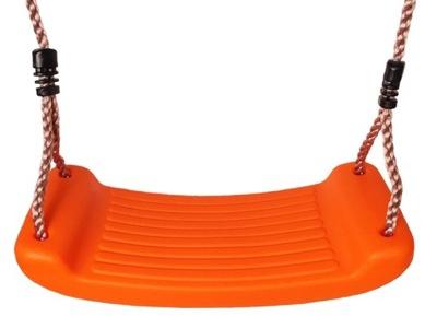 Huśtawka dla dzieci deska siedzisko płaskie MOCNA