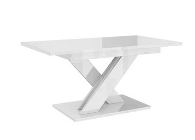 Большой стол ?????????? 140-180 Белый блеск +