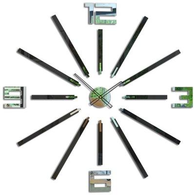 часы настенный ModernClock - BIG CLOCK - тихий