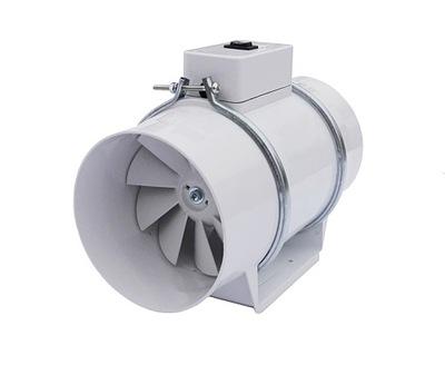 Ventilátor - Kanálový ventilátor TURBO 100 DOSPEL 180 m3 / h 5 rokov
