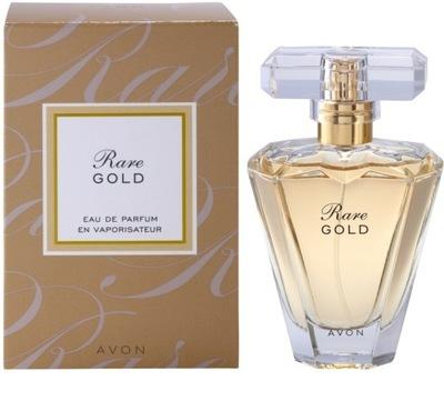RARE GOLD 50 ml AVON woda perfumowana