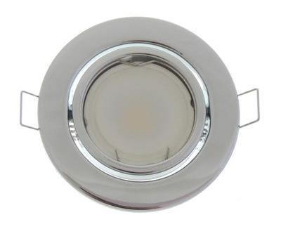 LAMPY MEDAILISTA STRECHY CHROME 1W LED