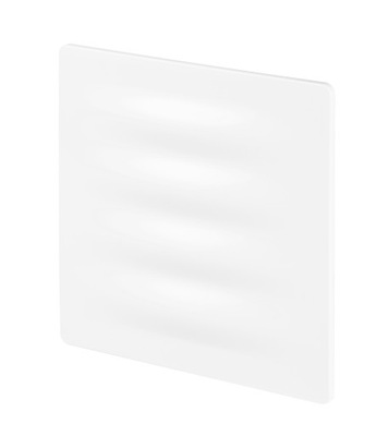 Ventilátor - AWENTA PANEL SYSTEM + VERTICO PVB125 Biela