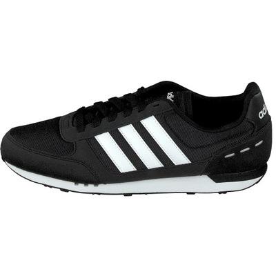 Adidas vs jog db0462 czarne męskie buty neo jogger 3