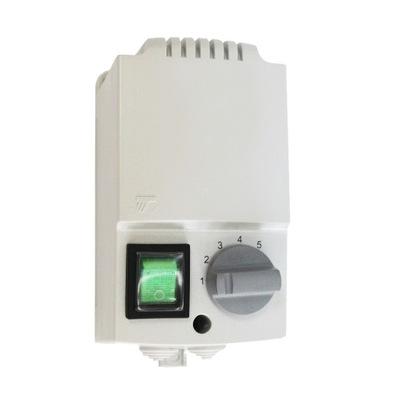 Regulátor rýchlosti - Regulátor otáčok ventilátora HC1,2A REVENTON
