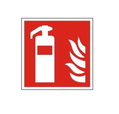 Знак пожаротушения