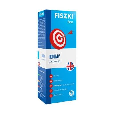 FISZKI - angielski - Idiomy (B1-C2)