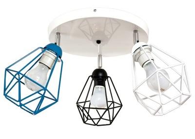 Потолочный светильник Diamond COLOR 3 создайте свою лампу