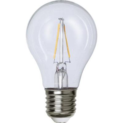 Żarówka LED E27 A60 Filament 2W 2700k B.Ciepła