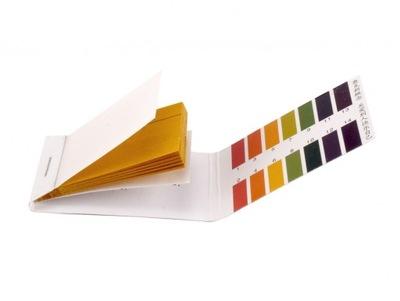 AX4 полоски бумажки лакмусовые ИЗМЕРЕНИЕ pH 1 -14 80 шт