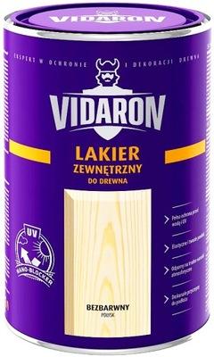 VIDARON exteriérové Laky na drevo 5L SATIN