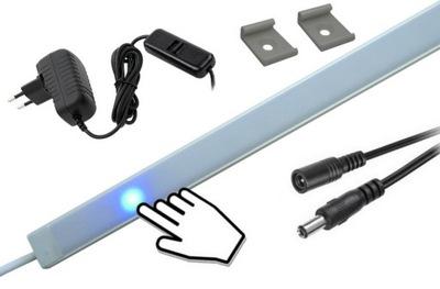 Podszafkowe LED strip 100 cm prost NASTAVENIE BAR