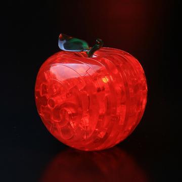 Головоломки 3D CRYSTAL ЯБЛОКО специальные Предложения для школ доставка из Польши Allegro на русском