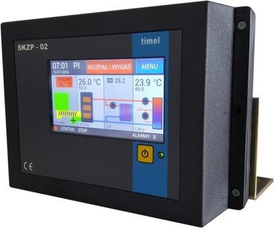 драйвер печи котел с устройством подачи TIMEL SKZP-02F