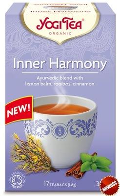 чай Внутренняя Гармония био 17 х 1 ,8g Yogi Tea