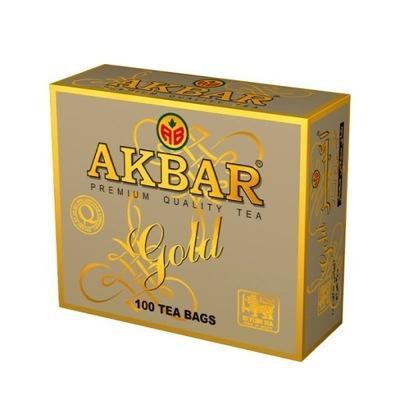 AKBAR GOLD 100 сумок с носиком премиум