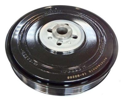 ШКИВ коленчатого ВАЛА VW T4, LT, 2.5 TDI,2.4 D 074105251