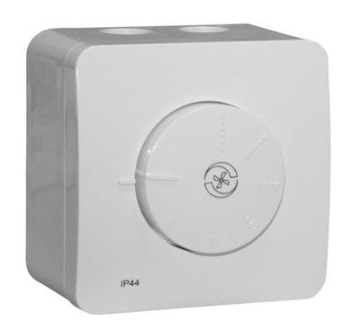 Kapacita regulátor ventilátor Aktuálny 2.5