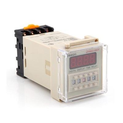 časové Relé inerciálnych OMRON DH48S-2Z AC 230V