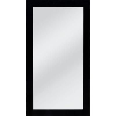 зеркало В РАМЕ деревянные 120x60 белое Венге черные
