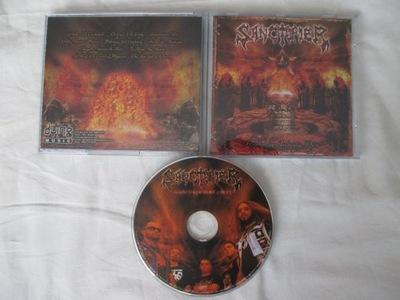 SANCTIFIER Awaked By Impurity Rites CD