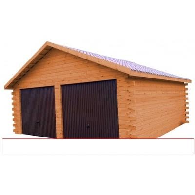 Полный гараж деревянный с Бали, ДОСТАВКА
