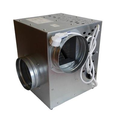 Ventilátor krb KOM II 800 turbíny, 750 m3/h