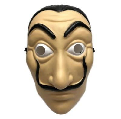 Maska SALVADOR DALI NA HALLOWEEN